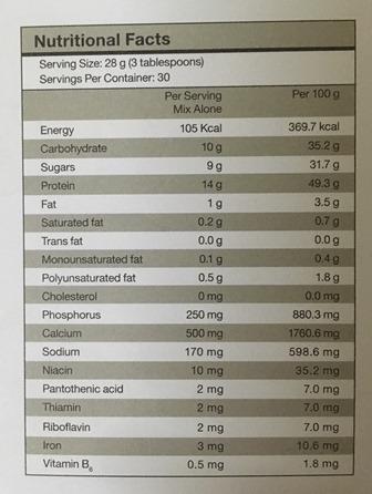 ESP Shaklee energizing soy protein 2 esp Energizing Soy Protein (ESP), Bukan Sekadar Soya ESP Shaklee energizing soy protein 2