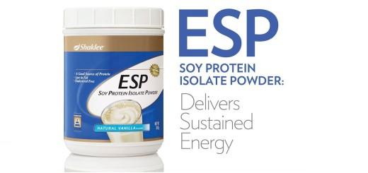 ESP energizing soy protein 8