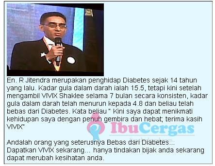 mengurangkan Diabetes diabetes 5 Cara Mengurangkan Risiko Diabetes 1385365 10151801943933261 1321626853 n