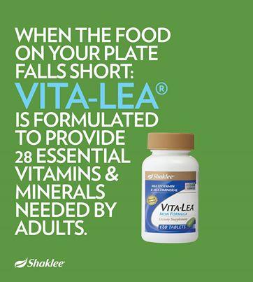 multivtamin terbaik Multivitamin Vita-Lea® Iron Formula, Bukan Multivitamin Biasa 1445820455136