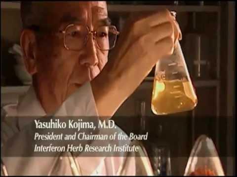 dr.yasuhiko kojima. nutriferon NutriFeron™ Sebagai Immune Booster dr