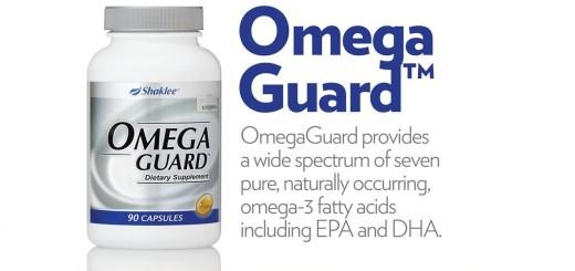 minyak ikan shaklee terbaik omegaguard omega 3 6