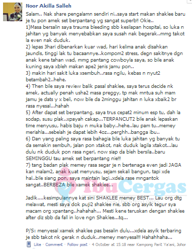 Set Bersalin Terbaik Shaklee 4 set bersalin shaklee Set Bersalin Shaklee - Alahai, Murahnya Harga !! Set Bersalin Terbaik Shaklee 4
