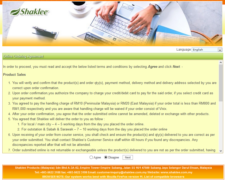 Screenshot 2014-07-13 00.41.37 beli shaklee online Beli Shaklee Online dan Guna Credit Card / Debit Card Screenshot 2014 07 13 00