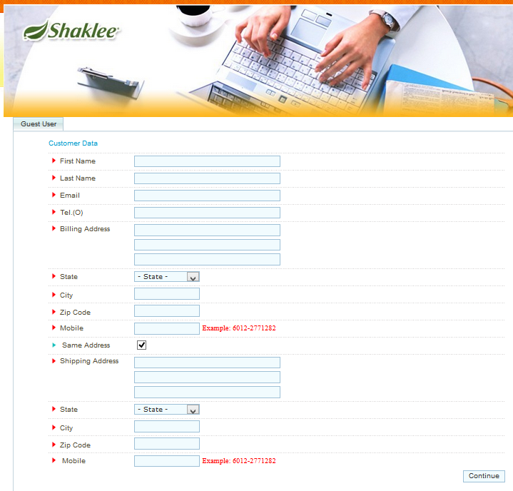 Screenshot 2014-07-13 00.48.15 beli shaklee online Beli Shaklee Online dan Guna Credit Card / Debit Card Screenshot 2014 07 13 00