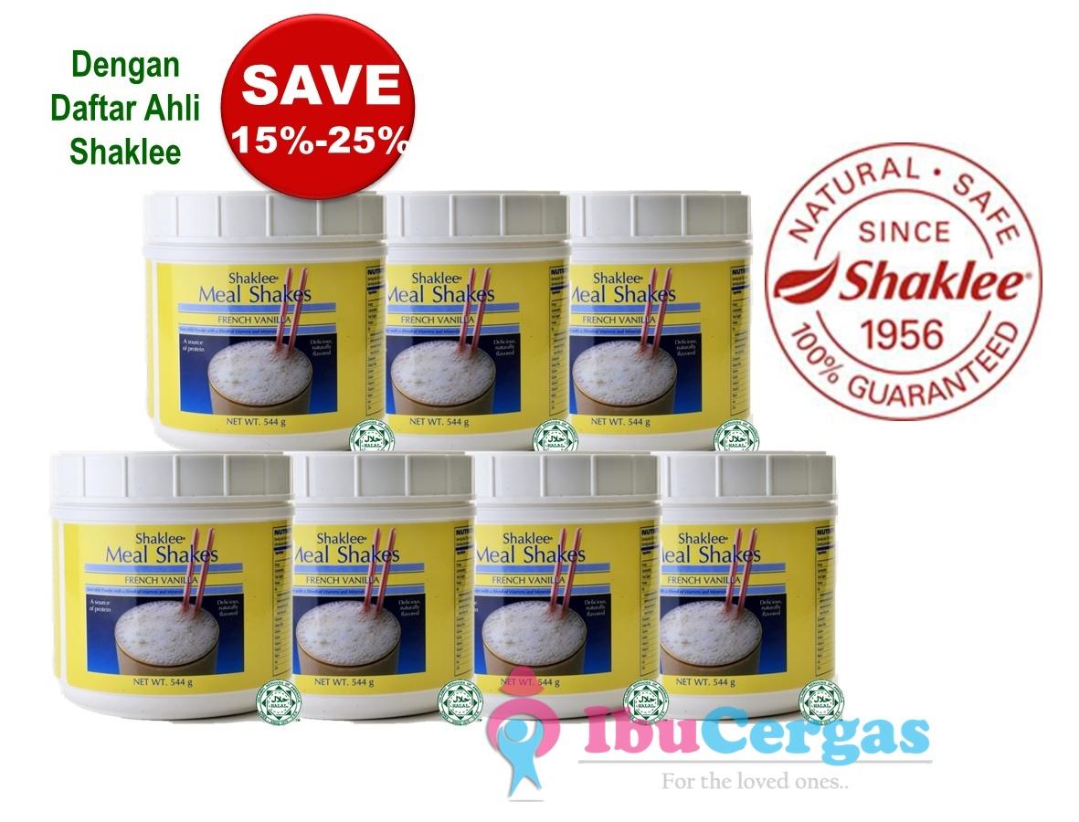 mealshakes shaklee {focus_keyword} Promosi MealShakes Shaklee, Rasa Vanilla yang Sangat Mengenyangkan mealshakes 4A