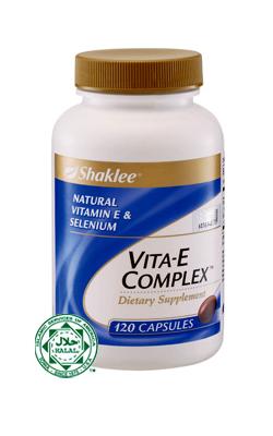 vitamin e shaklee vitamin e Kepentingan Vitamin E Dalam Kehidupan Seharian vita e