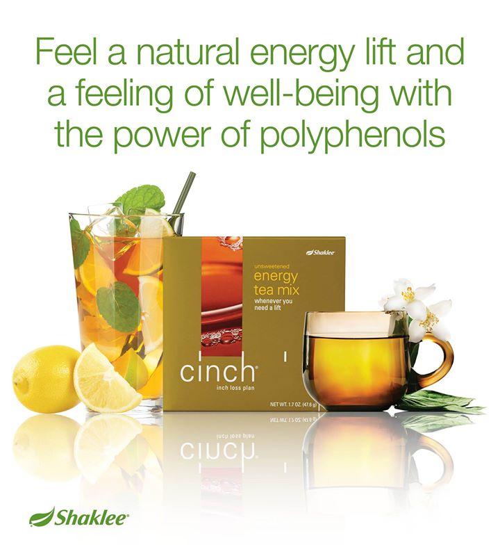 teh hijau tips kuruskan badan Makanan dan Tips Kuruskan Badan Dengan Cepat, dan Kekal Kurus Energy Tea Mix Cinch teh hijau