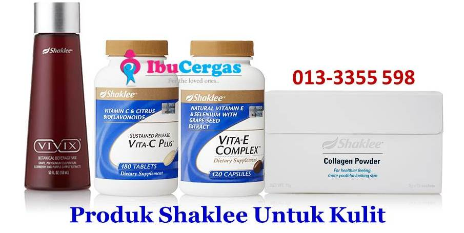 Produk Shaklee Untuk Kulit produk shaklee untuk kulit Produk Shaklee Untuk Kulit Yang Berkesan Dan Selamat Produk Shaklee Untuk Kulit