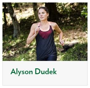 Alyson Dudek {focus_keyword} Ahli Sukan Terkemuka Yang Mengamalkan Produk Shaklee Alyson Dudek
