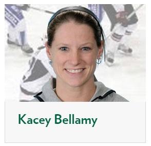 Kacey Bellamy {focus_keyword} Ahli Sukan Terkemuka Yang Mengamalkan Produk Shaklee Kacey Bellamy