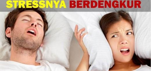 Cara hilangkan tidur berdengkur
