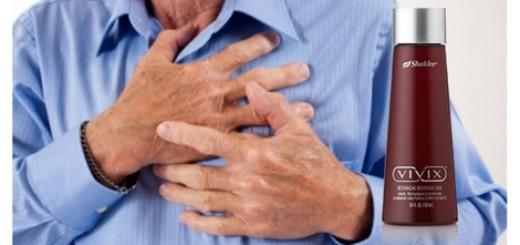 vivix shaklee untuk penyakit jantung sakit dada