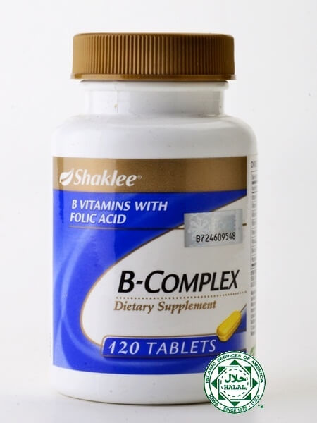 Image result for b complex shaklee