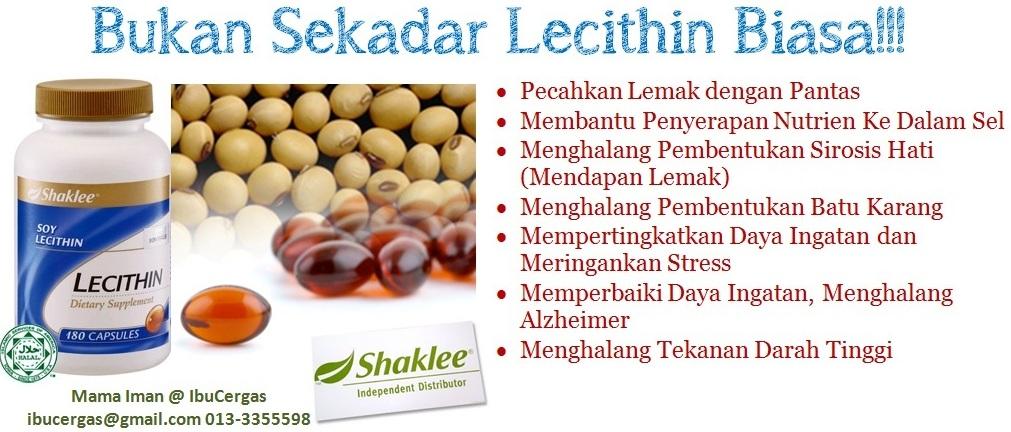 kuruskkan badan lecithin
