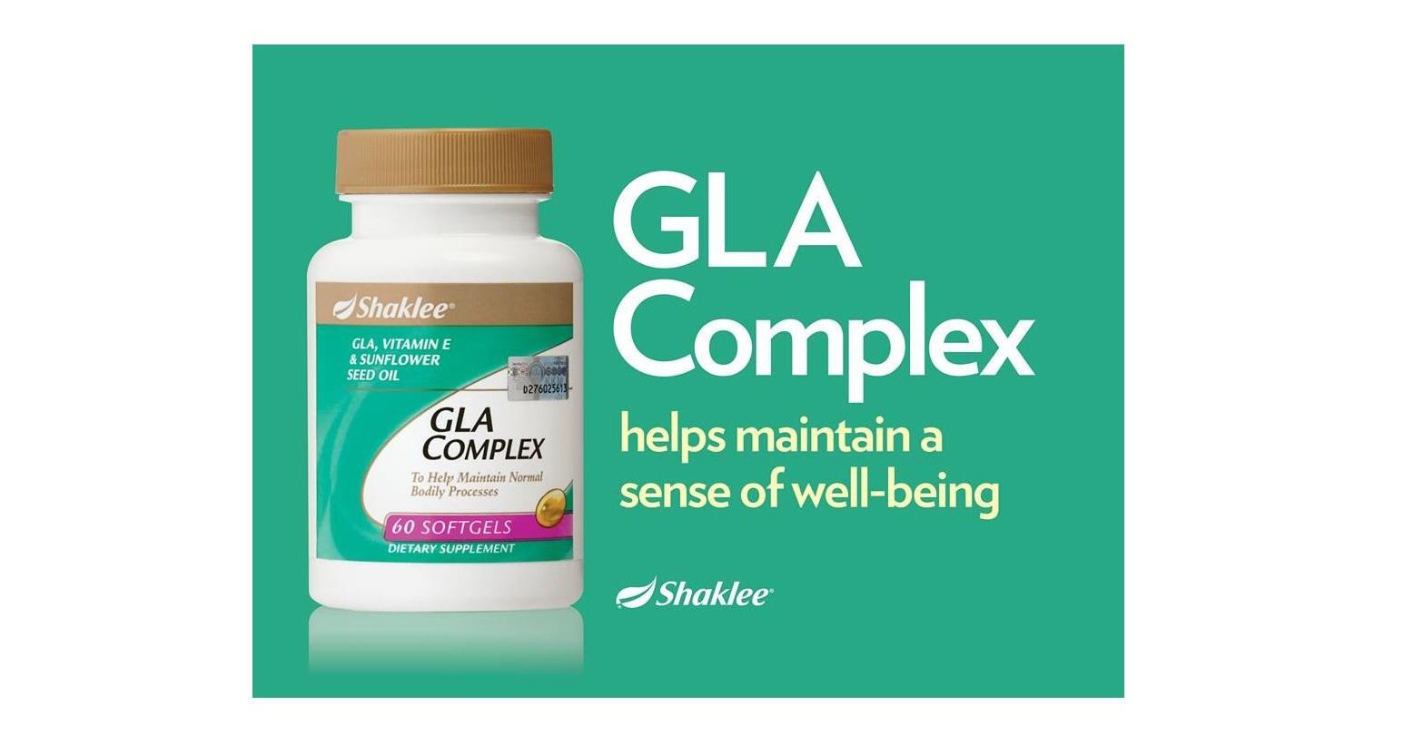 Manfaat GLA Complex Yang Anda Tak Tahu Sebelum Ni