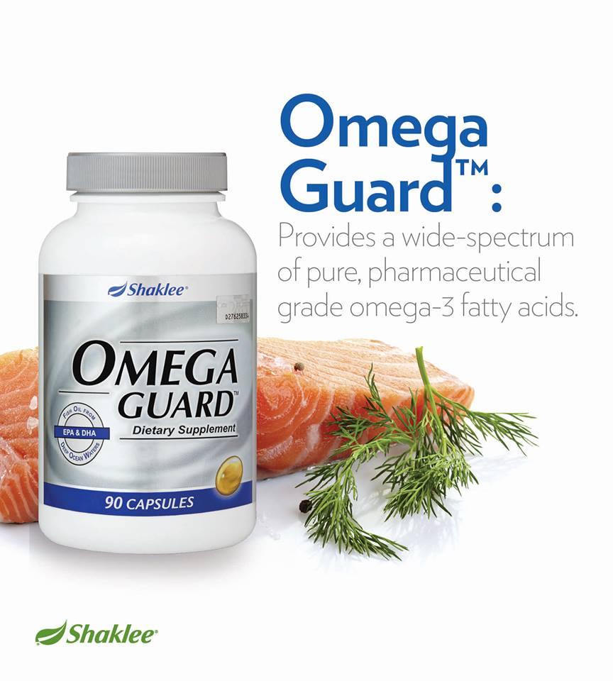 minyak ikan shaklee terbaik omegaguard omega 3 2