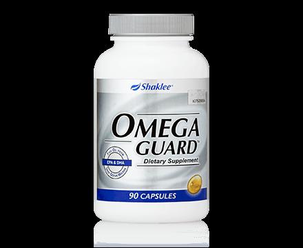 Khasiat Minyak Ikan – OmegaGuard Shaklee Adalah yang Terbaik