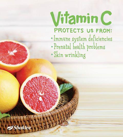Bukti Shaklee Menjaga Kualiti Vitamin C Mereka!