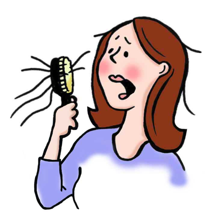 Atasi Masalah Keguguran Rambut Dengan Shaklee
