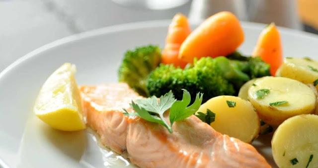 Pemakanan Ibu Berpantang yang Sihat