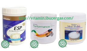 Energizing Soy Protein, Meal Shakes dan Performance Drink