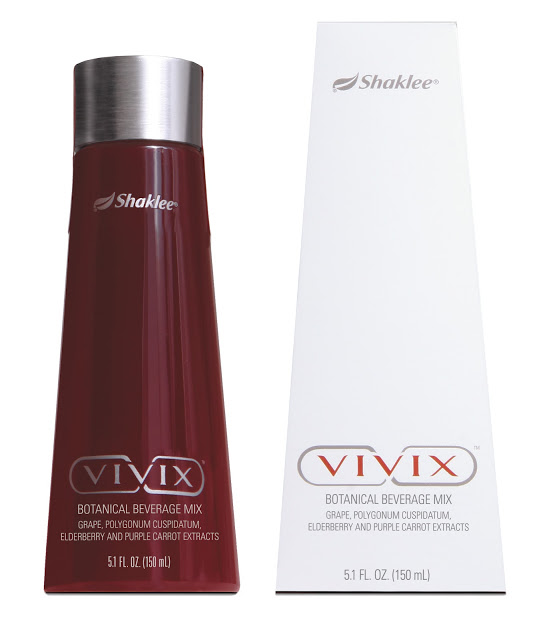 Vivix, Antioksida Premium Dari Shaklee