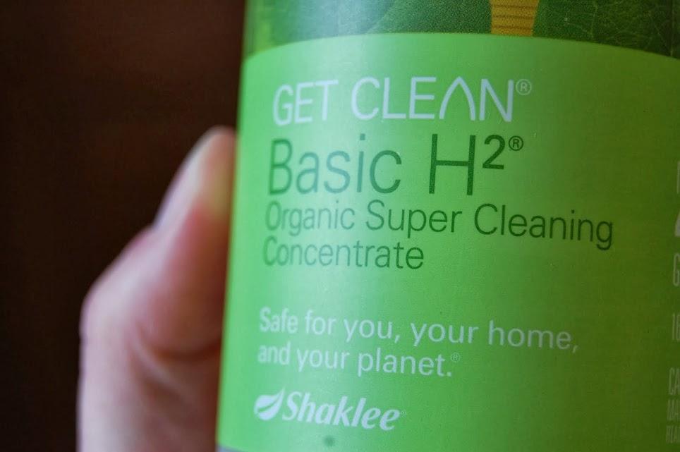 Pencuci ORGANIK Serbaguna Dari – Basic H Shaklee Organic
