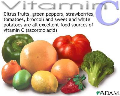 Kebaikan Vitamin C Selain Daripada Untuk Kulit Yang Cantik