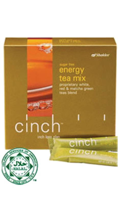 Tambah Tenaga Berpanjangan dengan ESP dan Energy Tea Mix