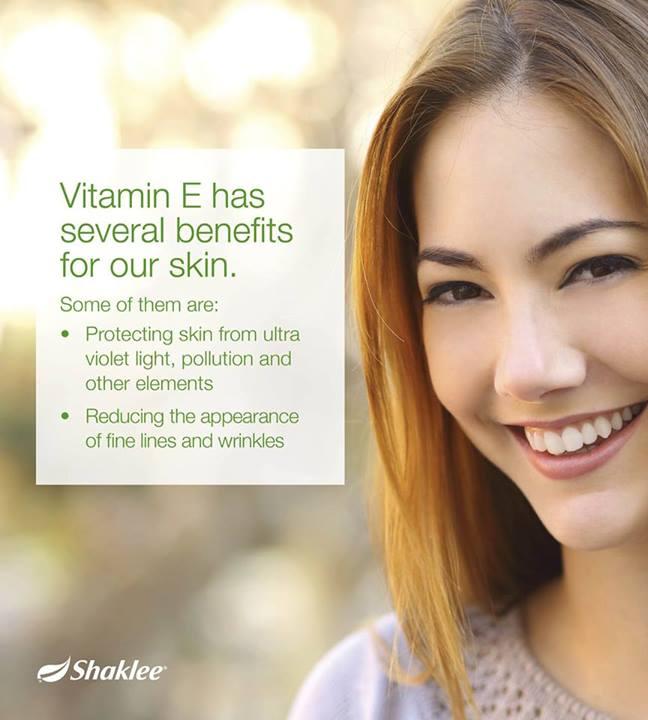Kepentingan Vitamin E Dalam Kehidupan Seharian