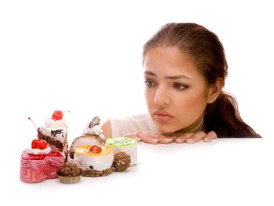 Kurangkan Nafsu Makan