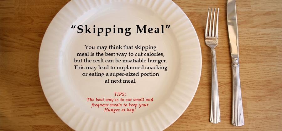 diet yang salah