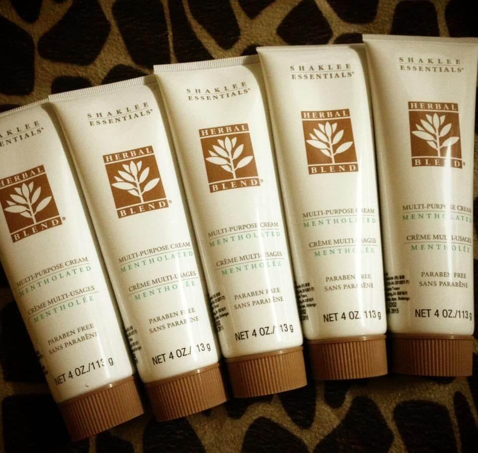 Minyak Urut Semulajadi Yang Tak Berminyak – Herbal Blend