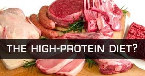 Betul Ke Makan Protein Banyak Boleh Kuruskan Badan?