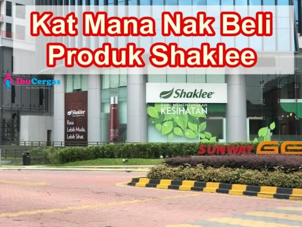 Branch Shaklee Sunway Kat Mana Nak Beli Shaklee
