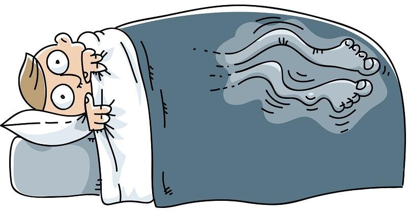 Kejang Kaki Ketika Tidur – Tanda Tubuh Kurang Kalsium