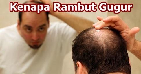 8 Vitamin Terbaik Kurangkan Keguguran Rambut