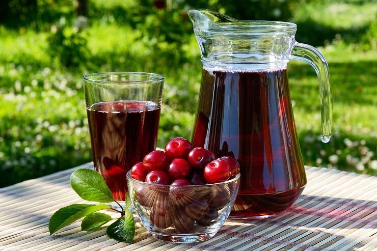 jus untuk merawat gout