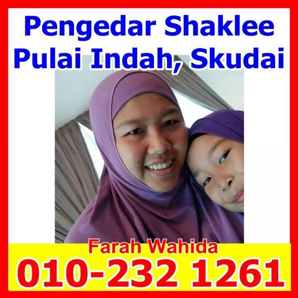 Pengedar Vivix Shaklee Pulai Indah, Pengedar Shaklee Taman Universiti, Pengedar Shaklee Skudai, Pengedar Shaklee Johor Bahru