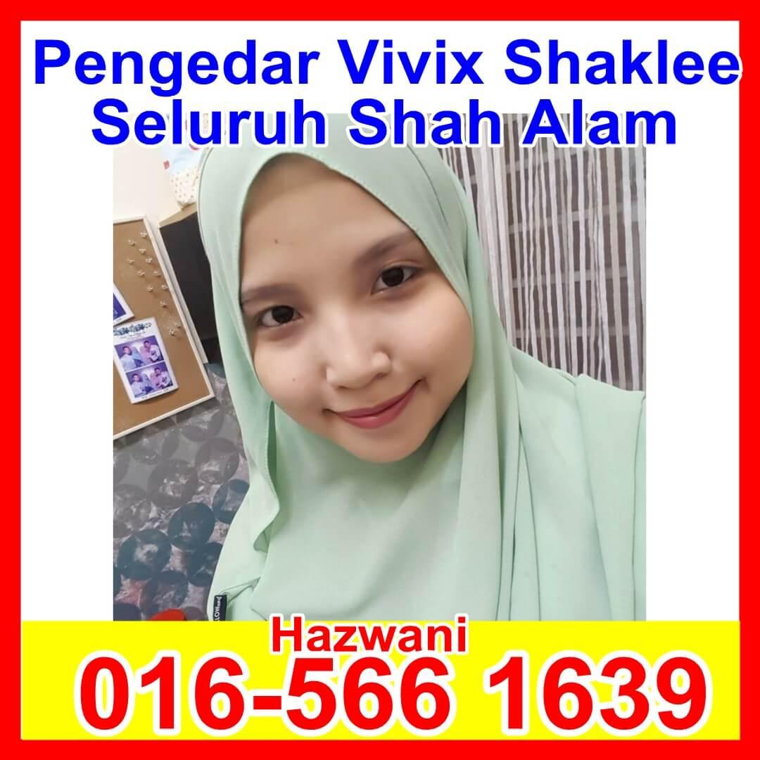 Pengedar Shaklee Shah Alam, Pengedar Vivix Shaklee Shah Alam, Pengedar Produk Shaklee, Jadi Ahli Shaklee, Mana Nak beli Vivix Shah Alam Hazwani