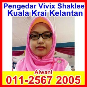 Pengedar Vivix Shaklee, Pengedar Shaklee Kelantan, Pengedar Shaklee Kuala Krai, Pengedar Shaklee Machang, Pengedar Shaklee - Alwani Krai (1)