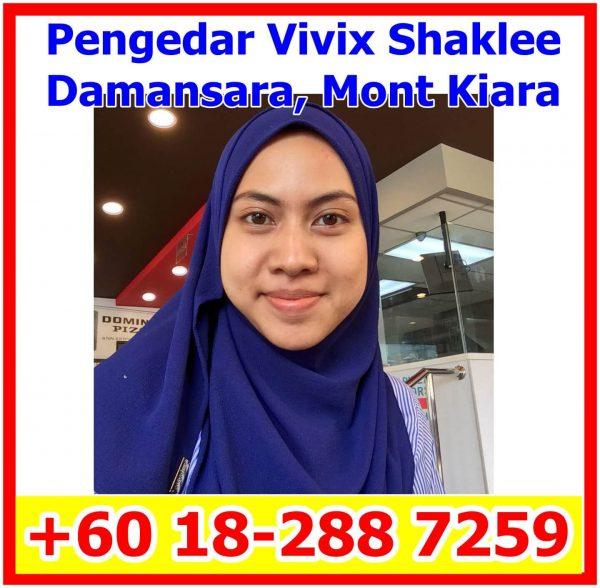 Pengedar Vivix Shaklee, Pengedar Shaklee Kuala Lumpur, Pengedar Shaklee KL, Pengedar Shaklee Damansara, Pengedar Shaklee Mont Kiara, Segambut,