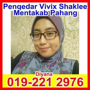 Pengedar Vivix Shaklee, Pengedar Shaklee Mentakab, Pengedar Shaklee Pahang, Pengedar Shaklee Temerloh Diyana 2 (1)