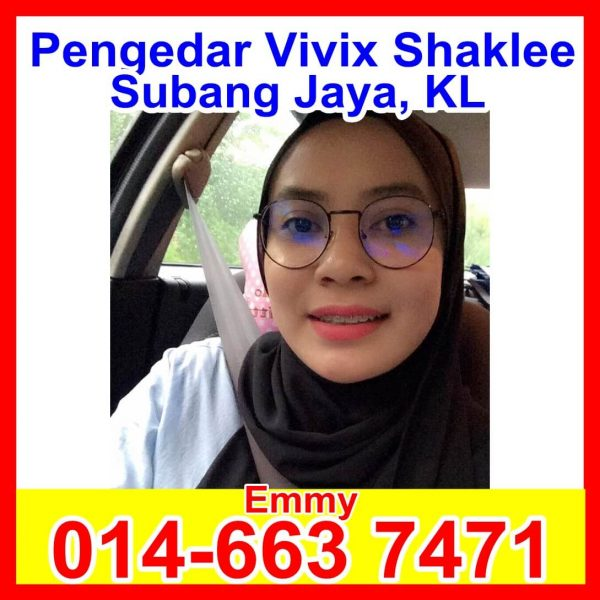Pengedar Vivix Shaklee, Pengedar Shaklee Segambut, Pengedar Shaklee Subang Jaya, Pengedar Shaklee Kuala Lumpur, Pengedar Shaklee KL (1)