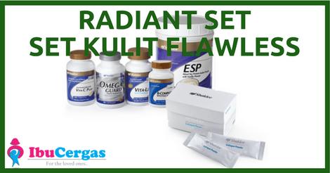 Set Pakej Shaklee Vitamin Untuk Kulit Flawless Vitamin Untuk Kulit Putih Satu Badan