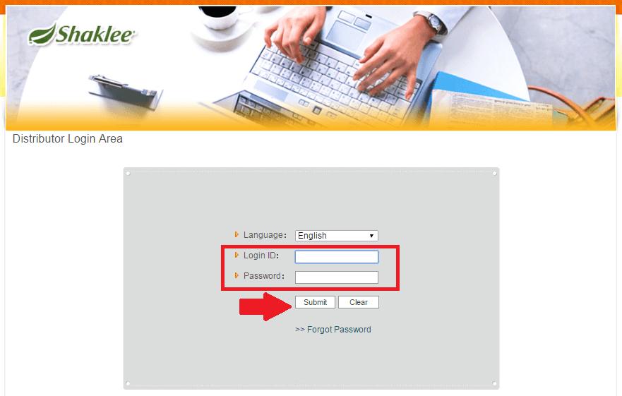 Cara Order Shaklee Secara Online