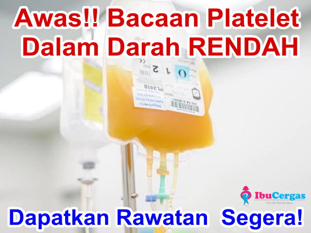Vitamin Naikkan Platelet Dalam Darah Cara Naikkan Bacaan Platelet Dalam Darah 4