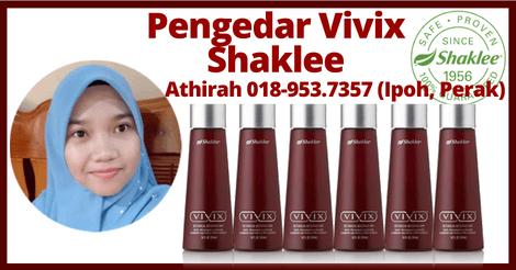 Pengedar Shaklee Ipoh Perak | Pengedar Vivix Shaklee Ipoh
