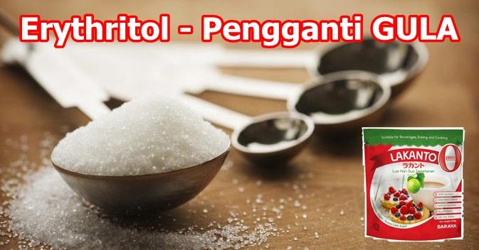 Pengganti Gula Yang Baik Untuk Pesakit Kencing Manis dan Kanser